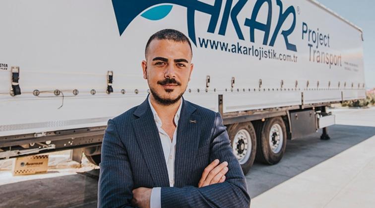 Türkiye'yi Avrupa'ya taşıyor Akar Lojistik hedef büyüttü