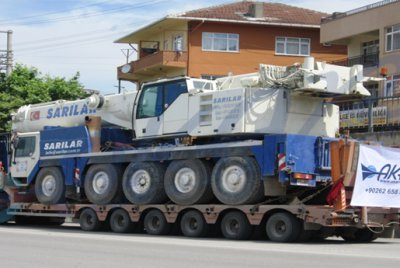Oversize-Heavy and Project Transport